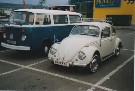 VW Käfertreffen Burgenland 2