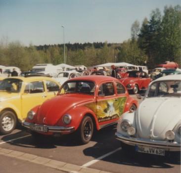 VW Käfertreffen Ost-Deutschland