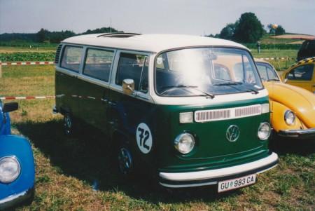 VW Käfertreffen Stainztal 1