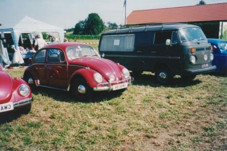 VW Käfertreffen Stainztal 2
