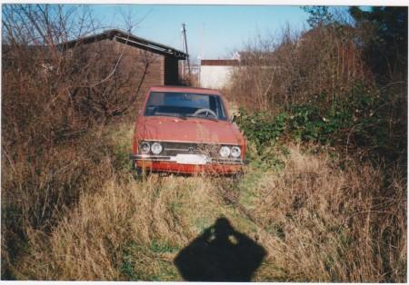 VW K 70, Typ 3, VW Käfer gesichtet 2000