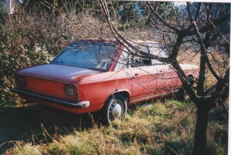VW K 70 rot