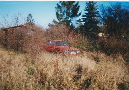 VW K70 rot