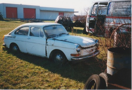VW Typ 3 Fließheck