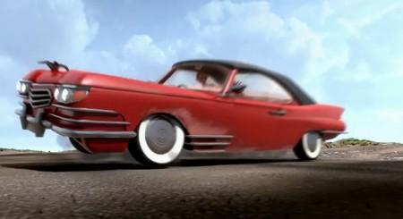 nullarbor Highway Animationsvideo