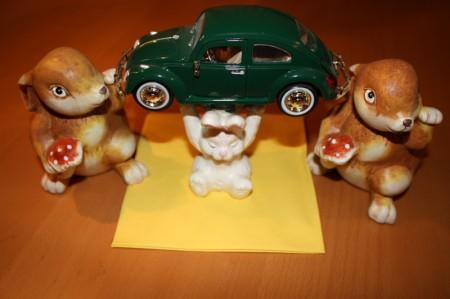 Ostern VW Käfer