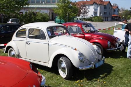 VW Käfertreffen Orth 2012