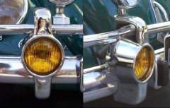 VW Käfer Lichter