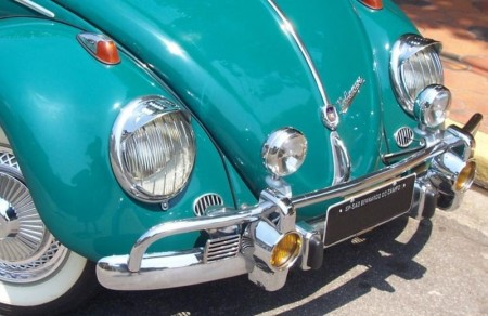 VW Käfer Zubehör Stossstange
