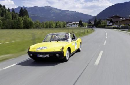 VW Porsche 914 4 Hans Joachim Stuck 25 Kitzbüheler Alpenrallye