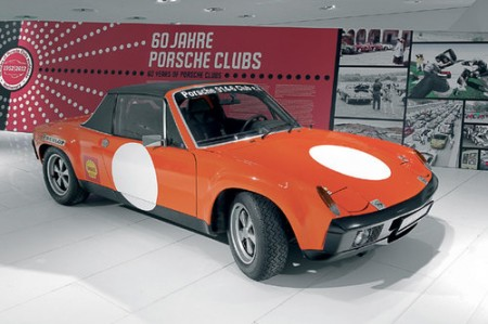 60 Jahre Porsche Club