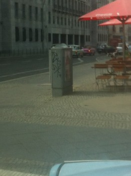 Trabant Berlin Trabi