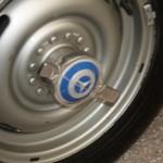 Ennstal Classic Rad Reifen Felge Radkappe Mercedes-Benz