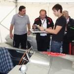 Ennstal Classic Jochen Mass Autogramm