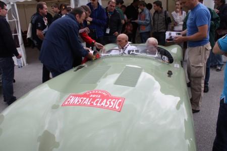 Ennstal Classic Jaguar Sir Stirling Moss
