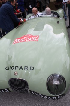 Ennstal Classic Jaguar Sir Stirling Moss