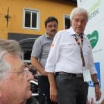 Ennstal Classic Helmut Zwickl Hans Herrmann Serviceteam Uwe Karrer