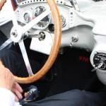 Ennstal Classic Mercedes Benz 300 SLR Cockpit