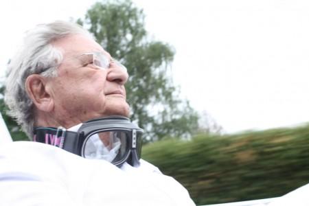 Ennstal Classic Hans Herrmann Mercedes Benz Chopard GP