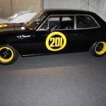 Ennstal Classic Opel C schwarze Witwe