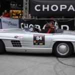 Ennstal Classic Mercedes Benz 300 SLS O'Shea