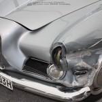 Ennstal Classic BMW Unfall Crash