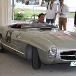 Ennstal Classic Mercedes Benz O'Shea