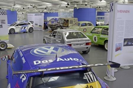 Motorpsort VW Sonderausstellung Automuseum