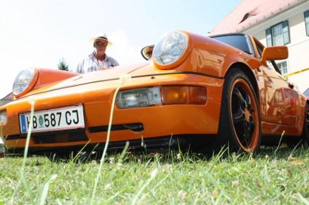 Oldtimertreffen Pinkafeld Porsche