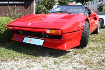 Oldtimertreffen Pinkafeld Ferrari 308 GTS