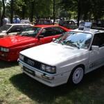 Oldtimertreffen Pinkafeld Audi Quattro