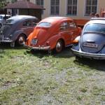 Oldtimertreffen Pinkafeld luftgekühlte VW