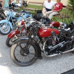 Oldtimertreffen Pinkafeld Motorräder