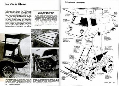 VW Boonie Bug