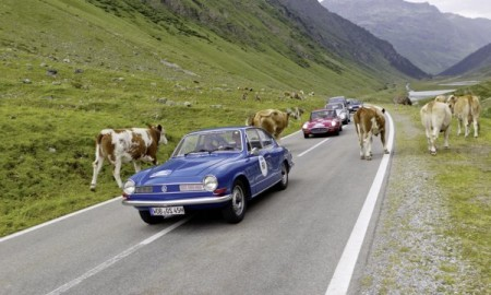 VW Silvretta Classic 2012 Oldtimer