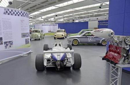 Volkswagen Motorsport Sonderausstellung Automuseum