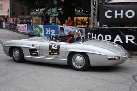 """Mercedes-Benz 300 SLS """"O'Shea"""" (W 198)"""