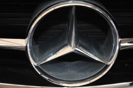 Mercedes-Benz Stern Logo Emblem alt