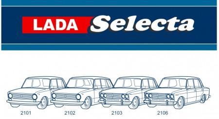 Lada Selecta Tuning konfigurieren