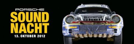Porsche Sound Nacht Museum