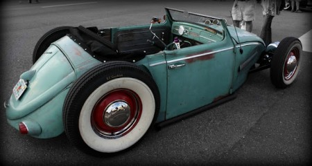 VW Käfer Cabrio Hot Rod