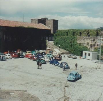 VW Käfertreffen Trieste