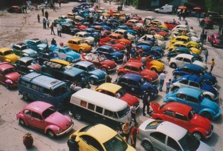 VW Käfertreffen Trieste 1999 Italien
