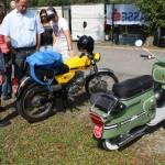 Oldtimertreffen Stubenberg Motorräder