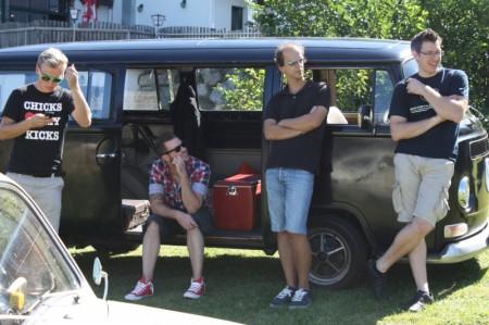 VW Bus Treffen Steiermark