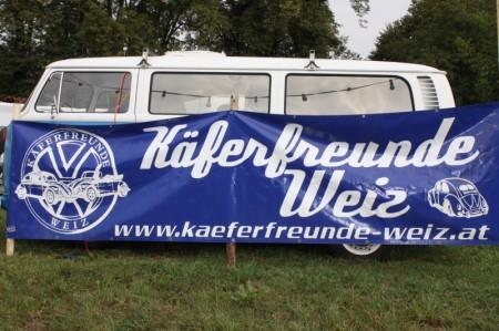 3. internationales VW Käfertreffen Weiz 2012 Bilder