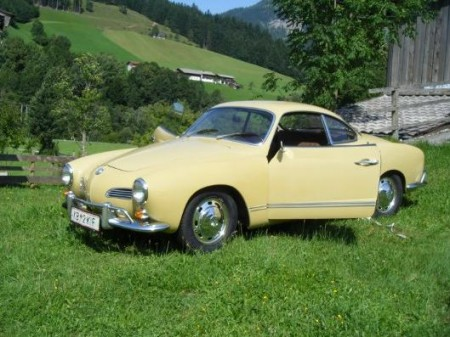 VW Karmann Ghia Verkauf Dr. Lena Imhoff Bergdoktor