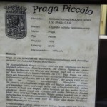 Praga Piccolo 1932