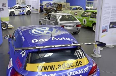 Sonderausstellung Motorsport VW