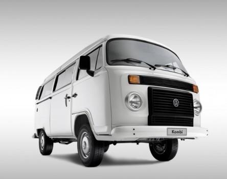 VW Bus T2 Brasilien Kombi